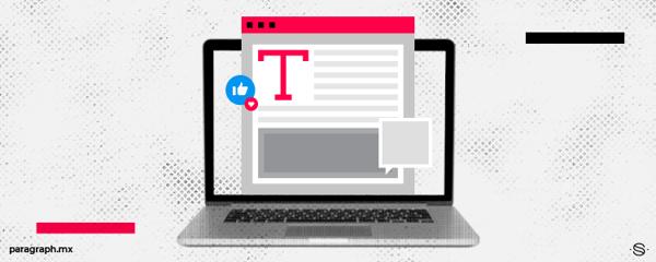 Paragraph - Blog como funciona